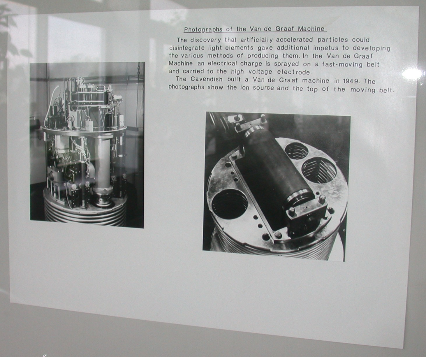 Diagram Of The First Successful Cyclotron Constructed By Lawrence And